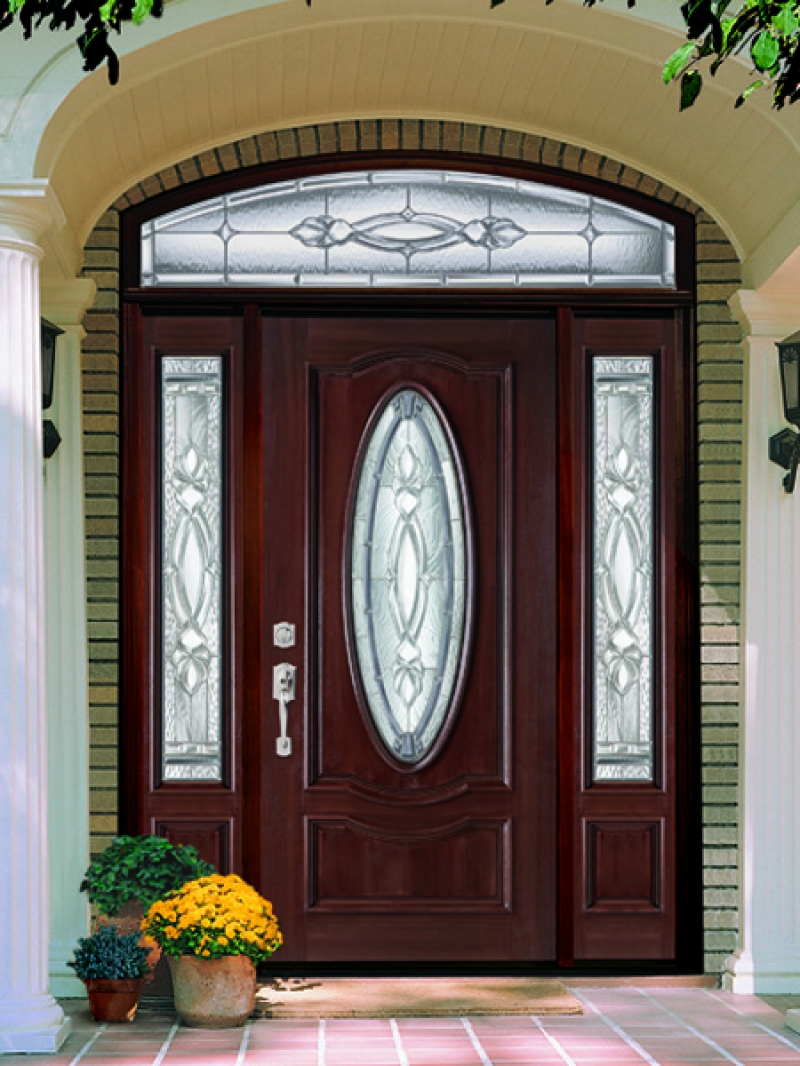 Fiberglass Doors Vs Steel Doors Floyd Renovations