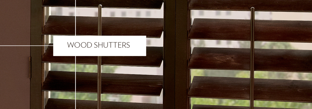 Wood Planation Shutters