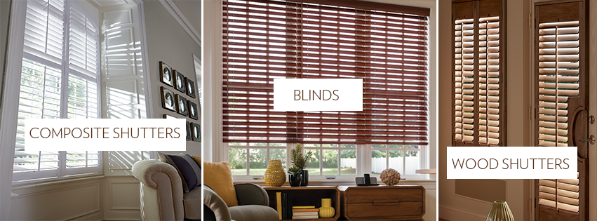 Custom Shutters and Blinds Floyd Renovations