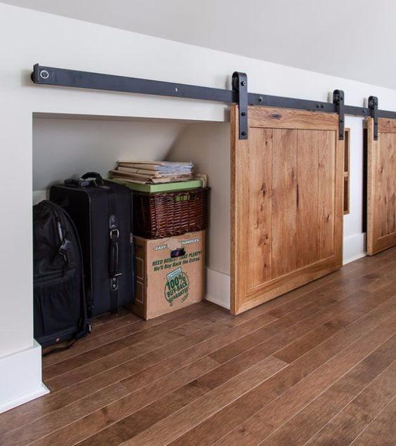 Keep All Your Seasonal Decorations Travel Gear And Extra Items Organized Safe By Storing Them In The Finished Attic